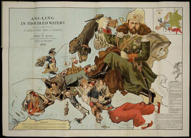 Rose-W-Fred-Satirical-map-of-Europe.JPG